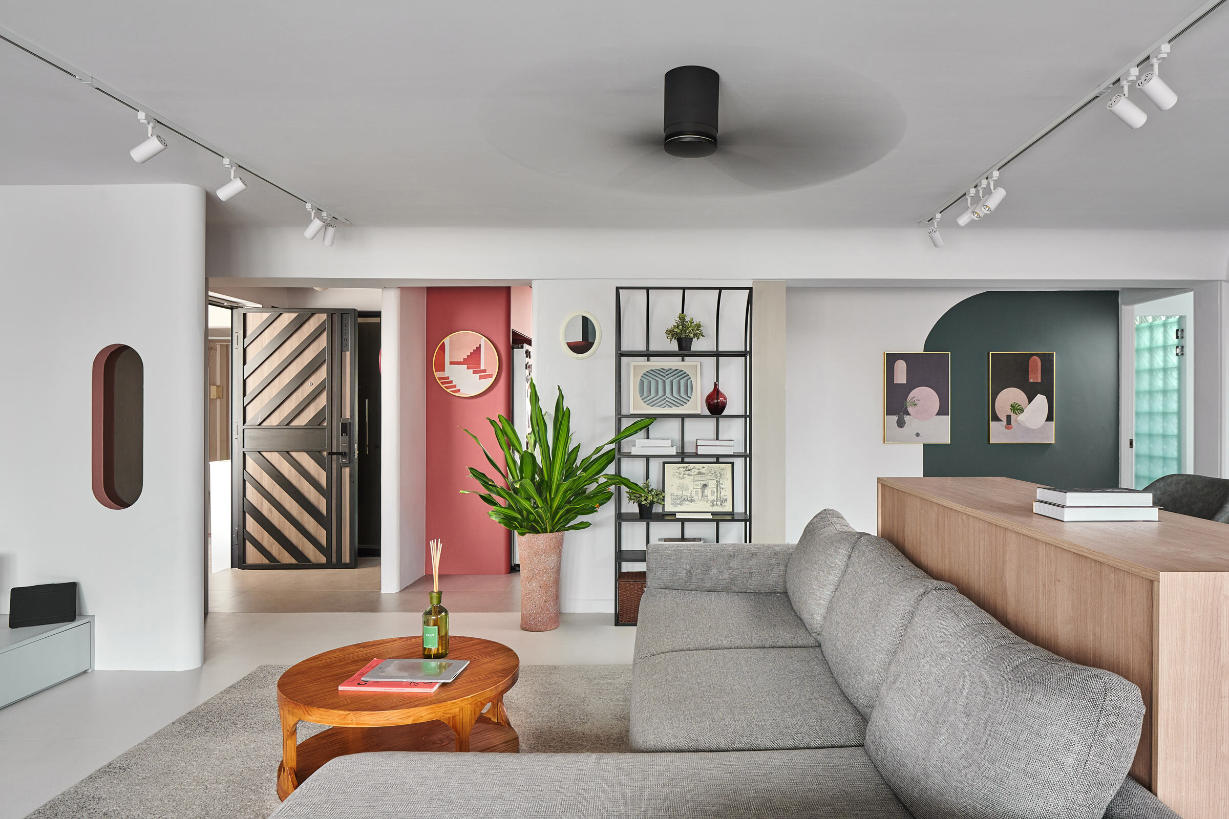 A Colour Coded Home Design Anthology