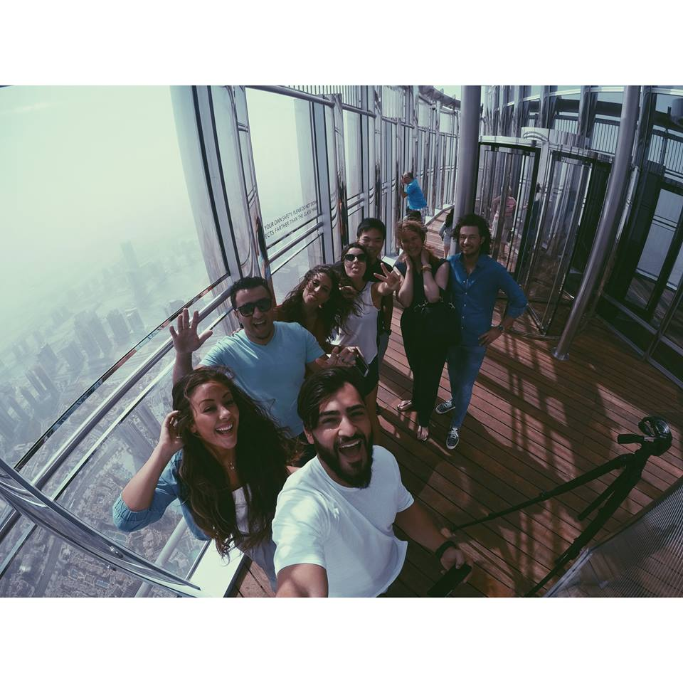 carla and her friends at the top observation deck burj khalifa dubai carla maria bruno burj khalifa dubai tour travel tips travel blogger travel influencer travel vlogger lifestyle blogger lifestyle vlogger lifestyle influencer collaborate visit dubai.jpg
