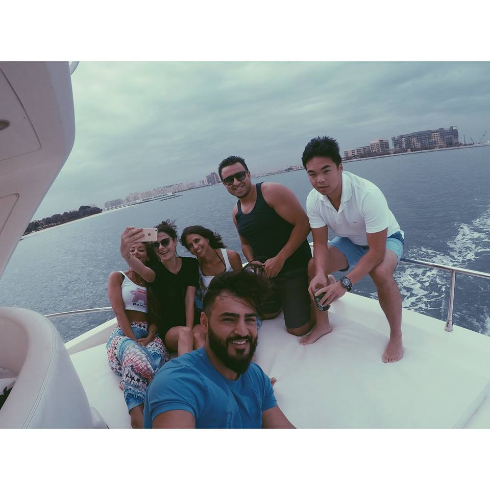 so windy on the yacht carla maria bruno dubai yacht party marina jlt jbr boat travel influencer travel blogger travel vlogger lifestyle influencer lifestyle blogger lifestyle vlogger fashion travel tips tourism.jpg