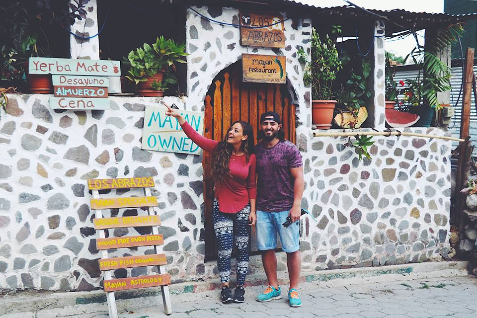 carla and her husband exploring lake atitlan laguna lodge eco resort guatemala lake atitlan travel tips travel blogger vlogger influencer carla maria bruno.jpg
