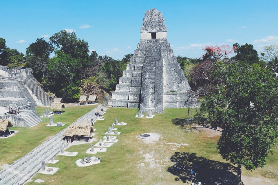 ancient mayan civilization tikal flores guatemala mayan tours mayan ruins backpacking carla maria bruno travel blogger vlogger influencer.jpg