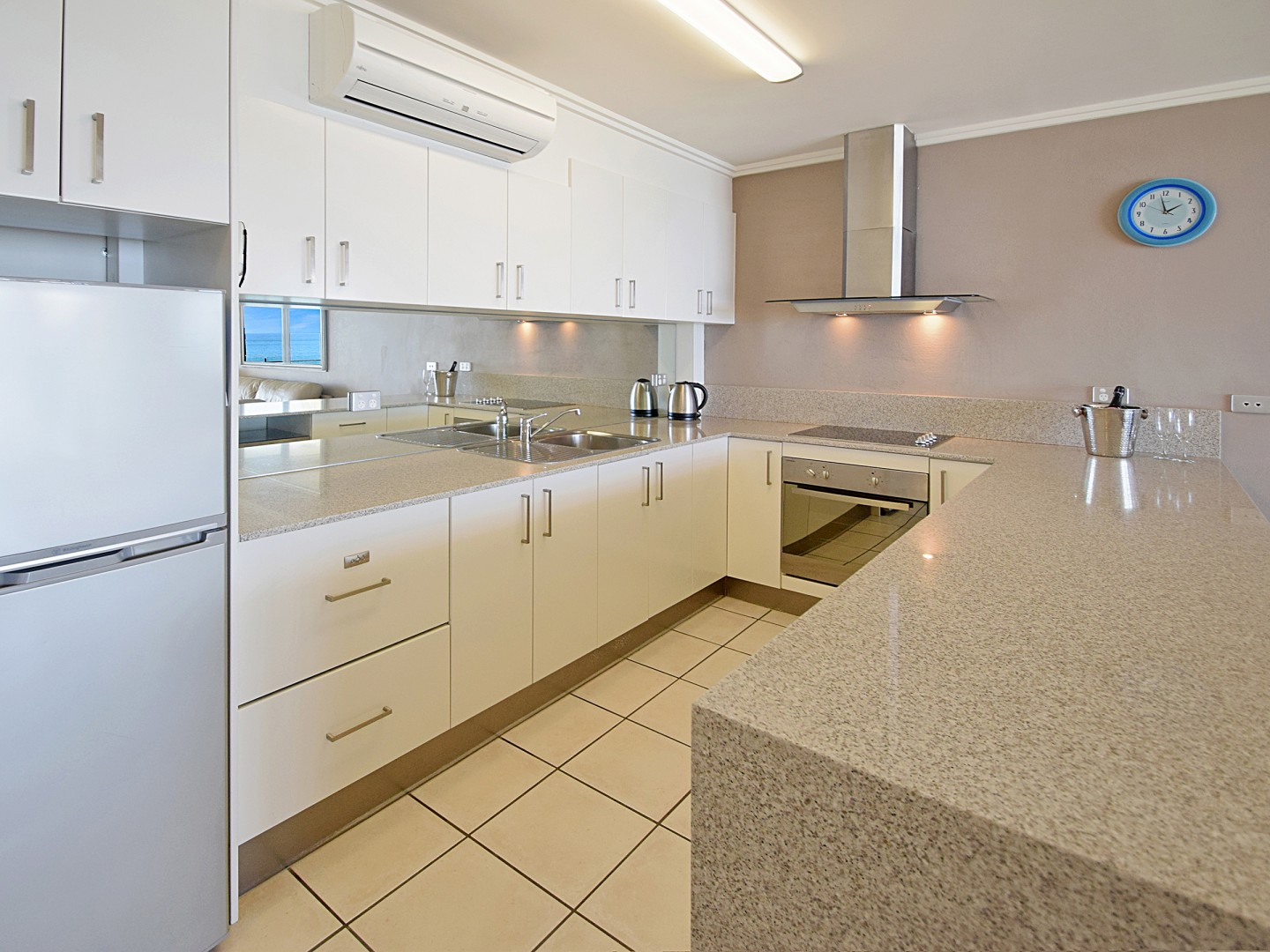 Fairshore Apartments - Noosa. BEFORE Kitchen.jpg