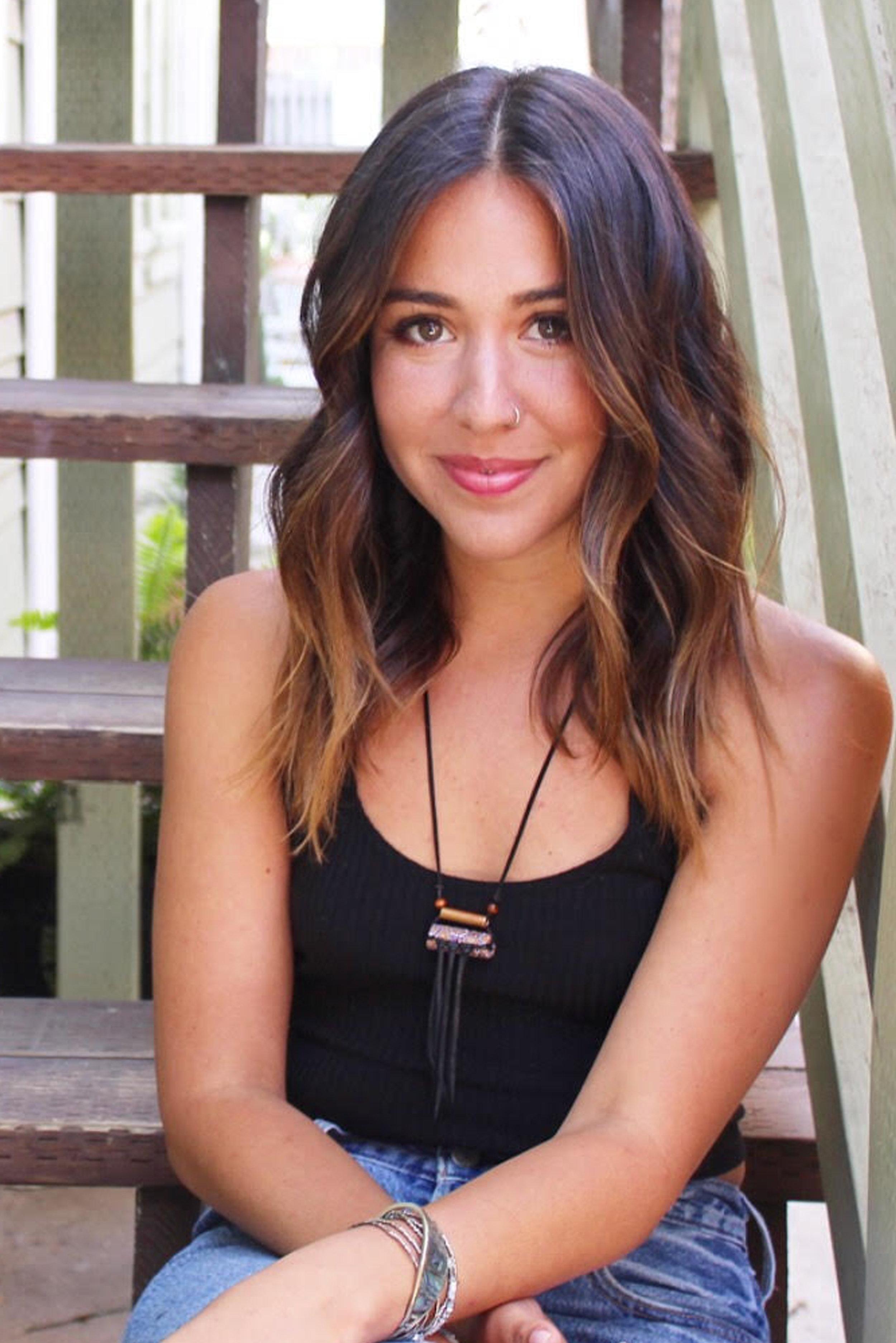 Larrissa Benavidez - Hair and Makeup Artist