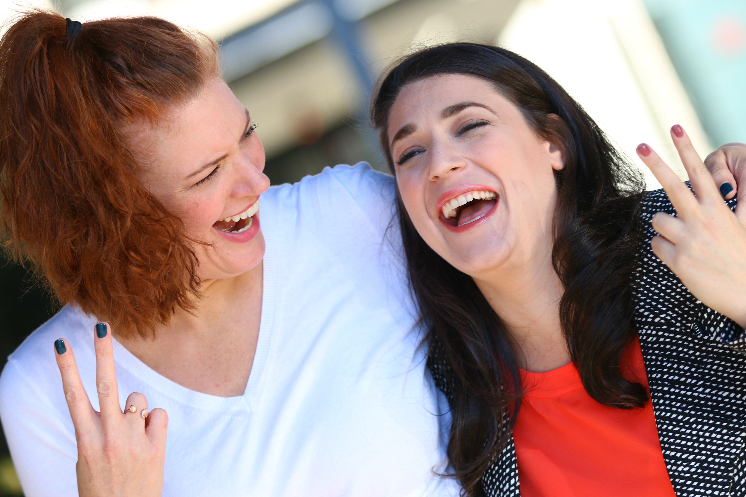 Claire and Jessie laughing.jpg