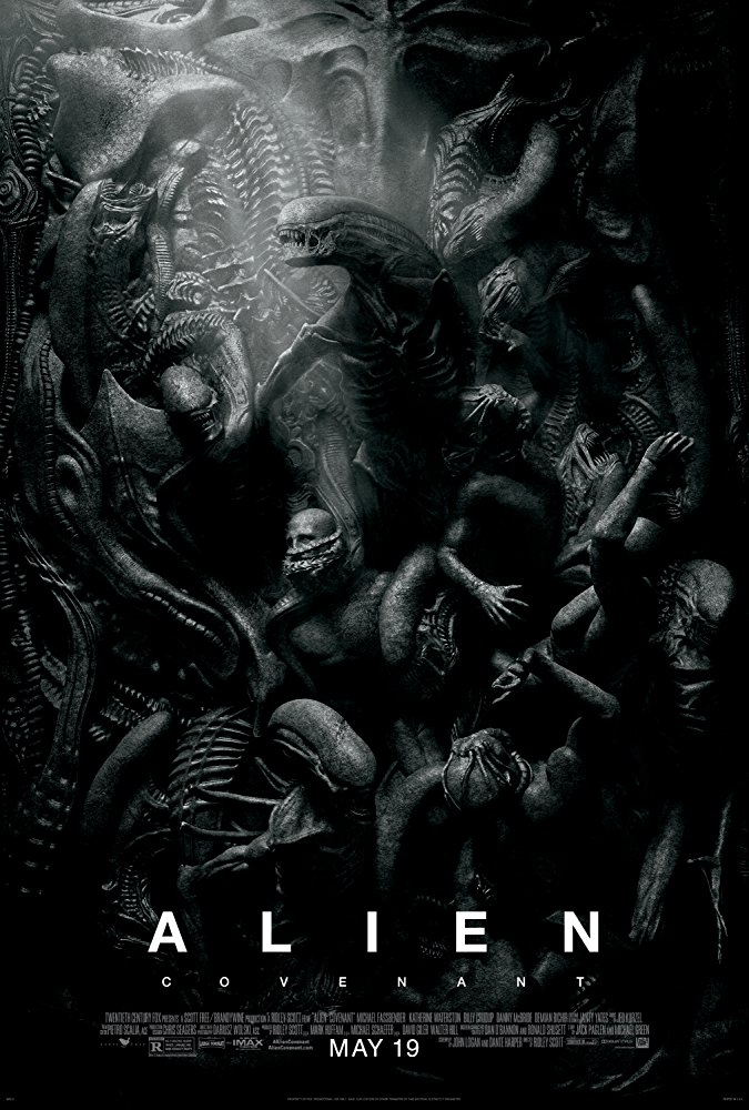 ALIEN - COVENANT2017Feature / Stunt Coordinator(Motion Capture)