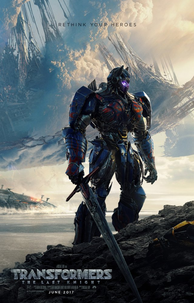 TRANSFORMERS - THE LAST KNIGHT2017Film / Stunt Coordinator & 2nd Unit Director