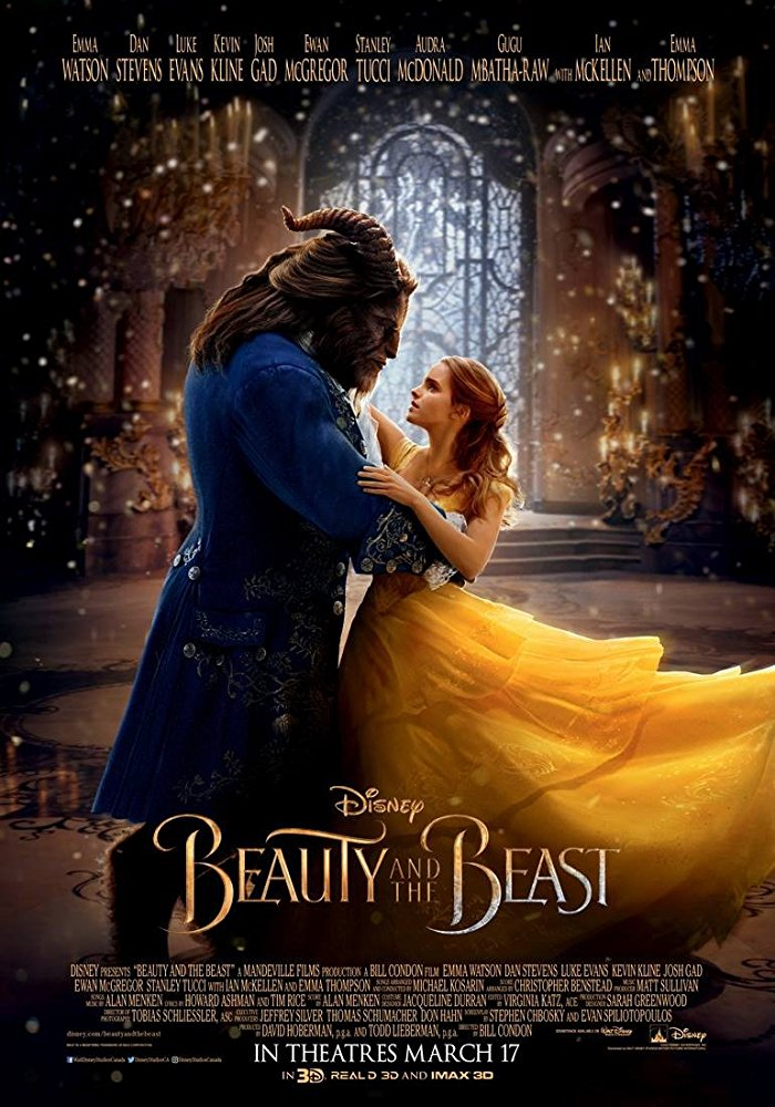 BEAUTY AND THE BEAST - 2017Feature / Stunt Coordinator(Reshoots)