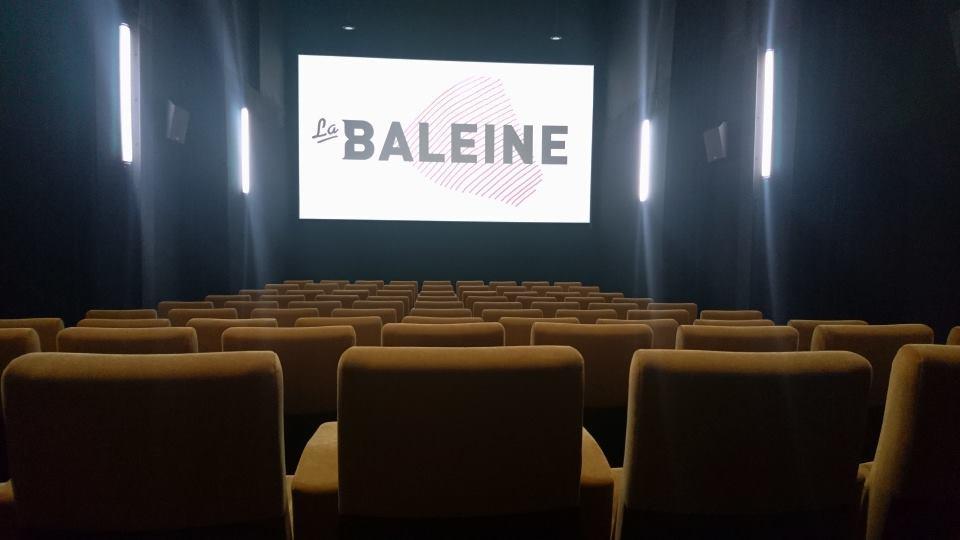 CINE BISTRO BALEINE