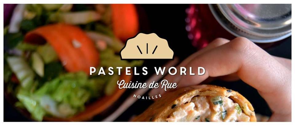 Chaussons farcis aux cuisines du monde -