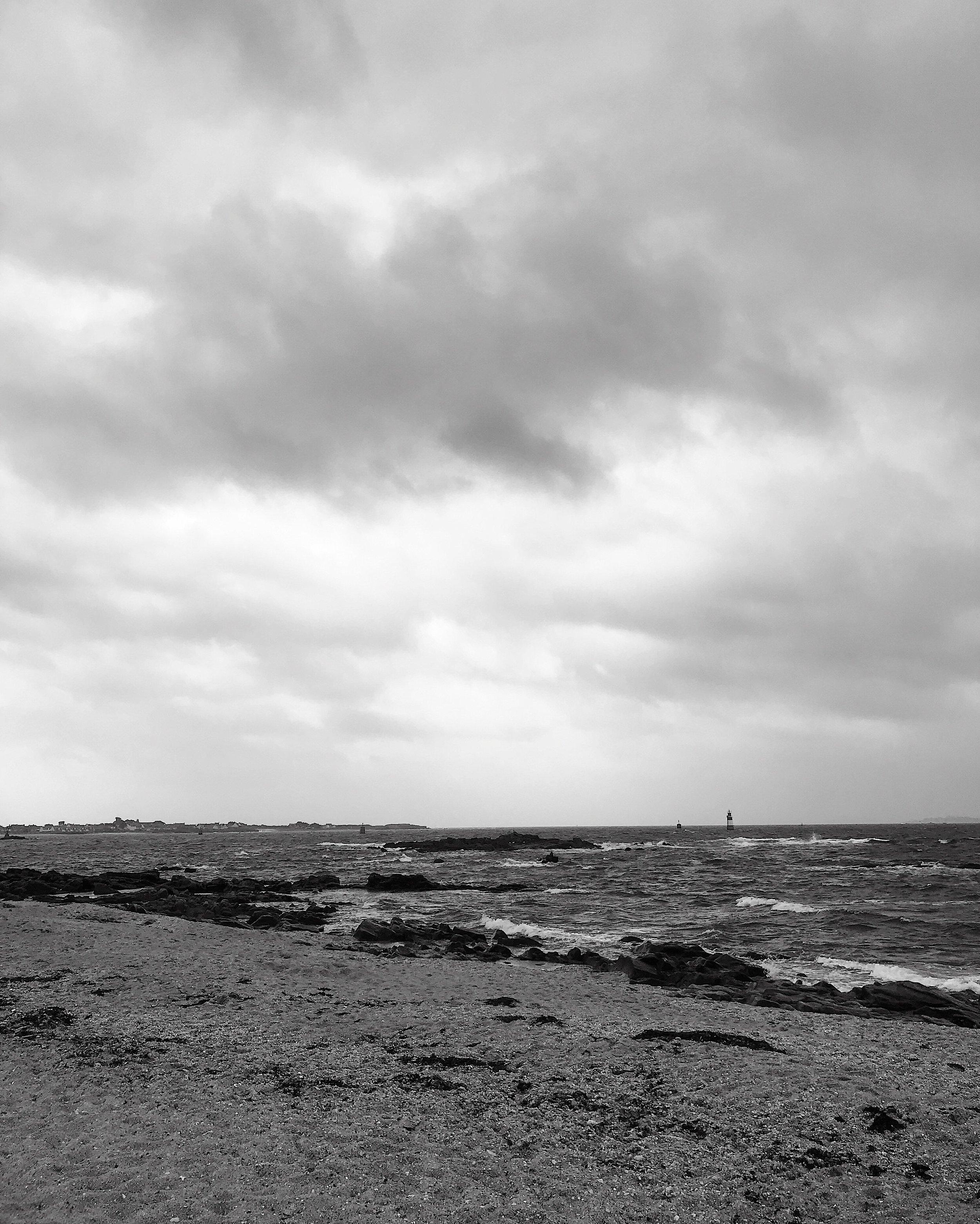 Storm, Port Louis