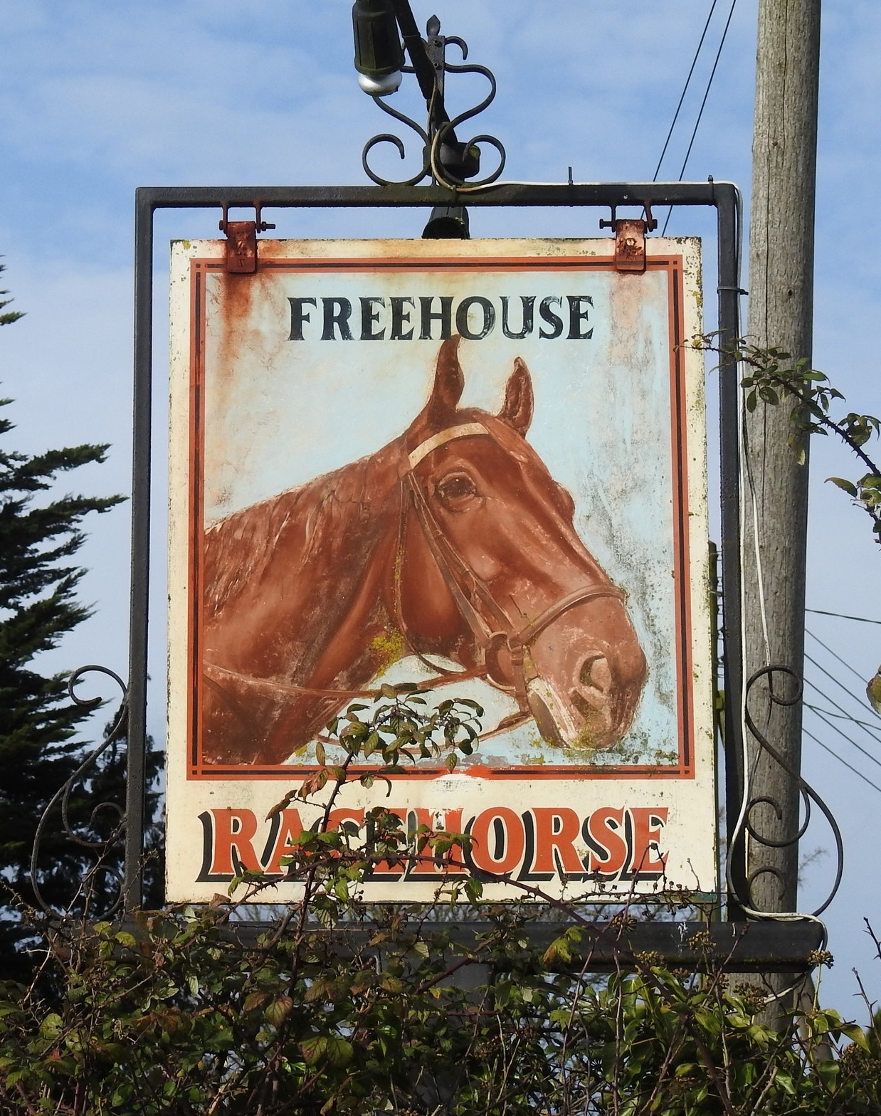 Welcome to 'The Race for The Racehorse!' - Our aim is to re-energise the Westhall Community through the acquisition and re-opening of the Racehorse Pub as a community asset.