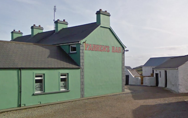 Farrens Bar, Malin head Donegal