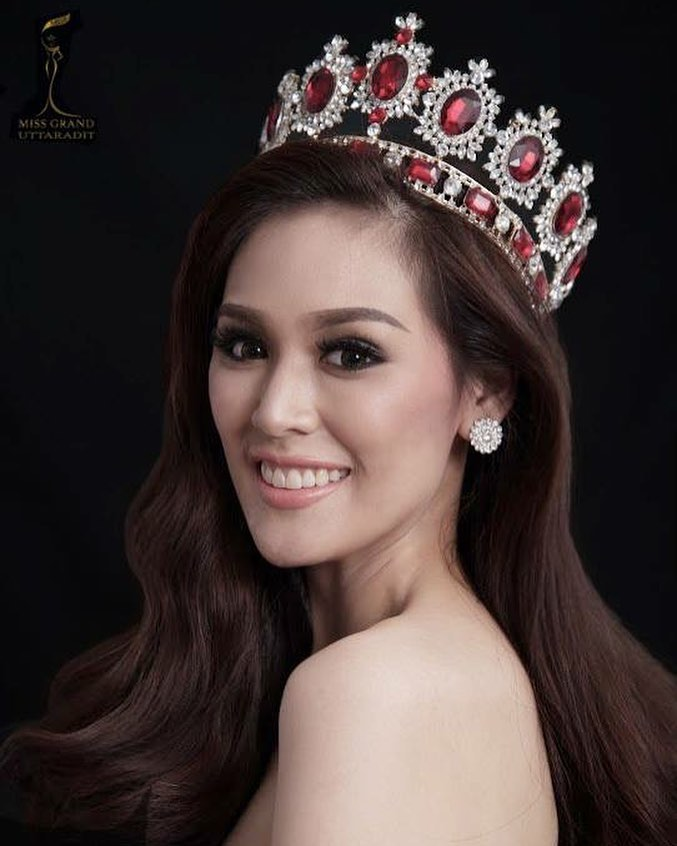 Cr.Miss grand thailand page