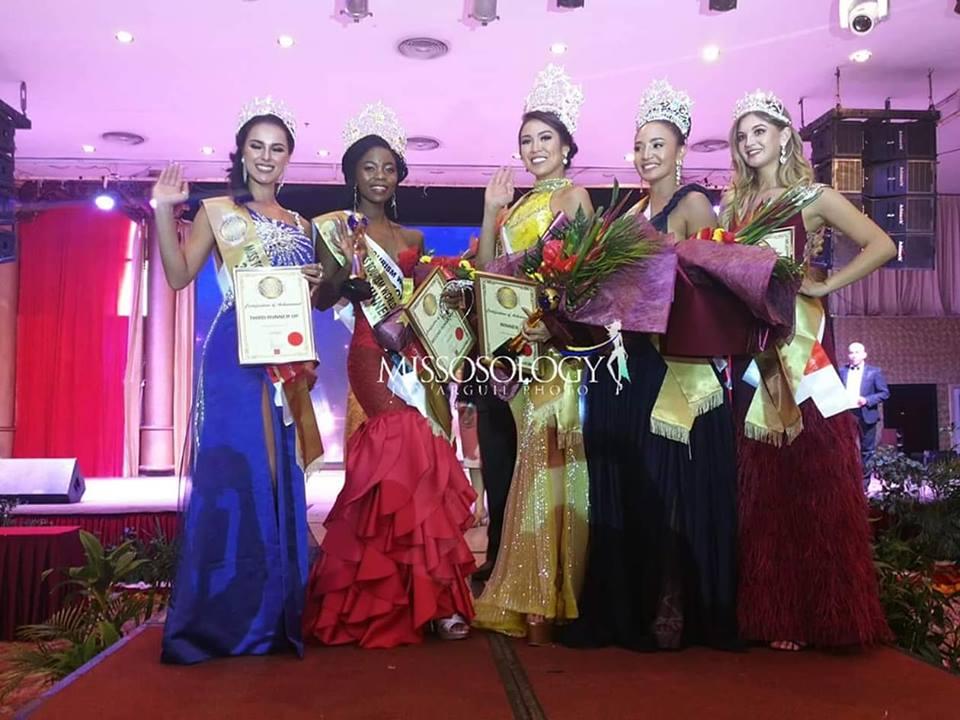 Miss Tourism Worldwide 2018