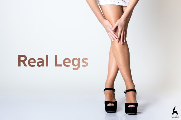real+legs