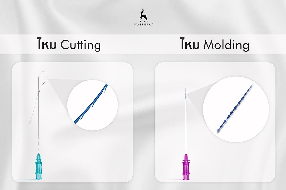 ไหม Cutting & Molding