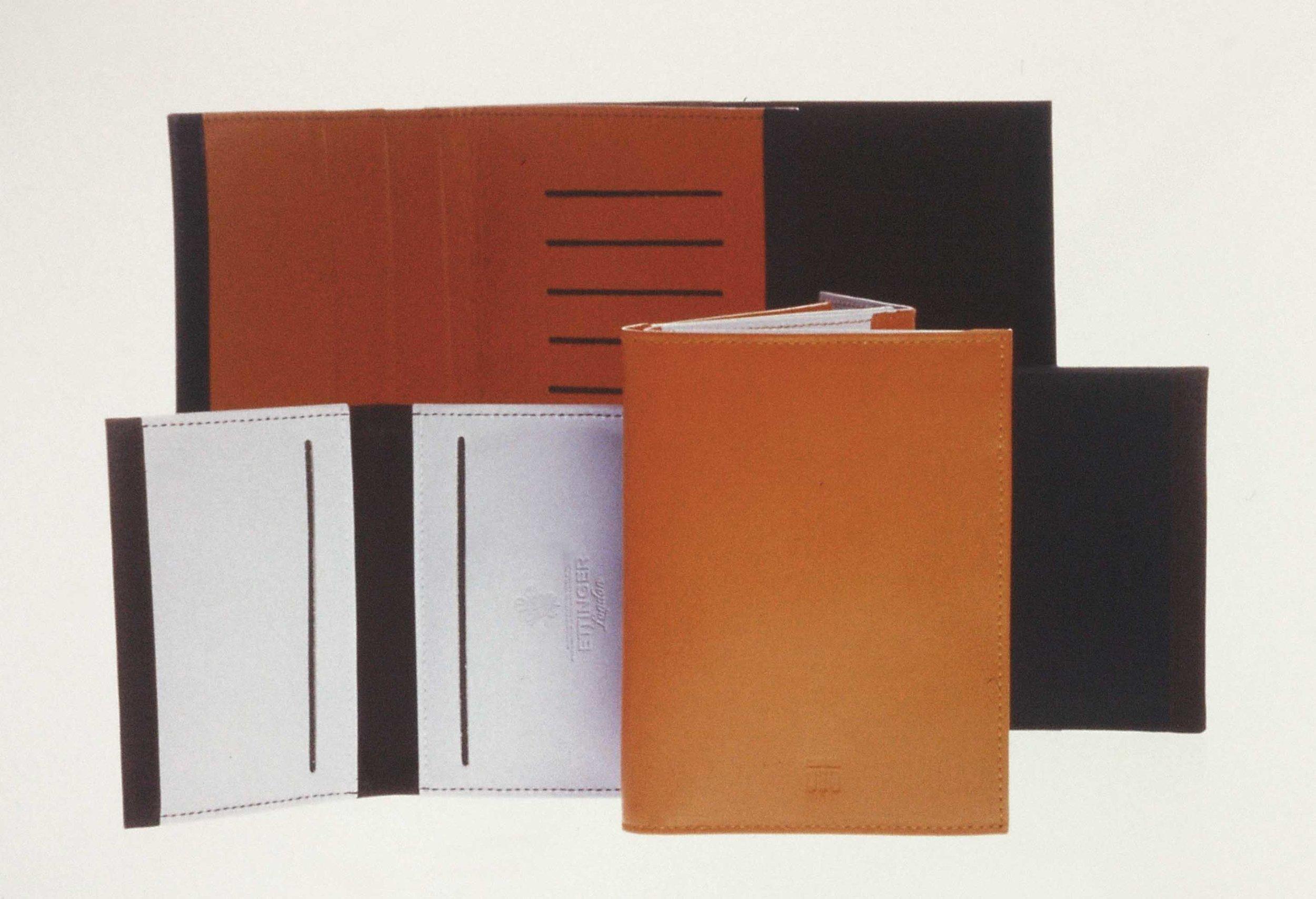 Ettinger x Pearson Lloyd wallets range