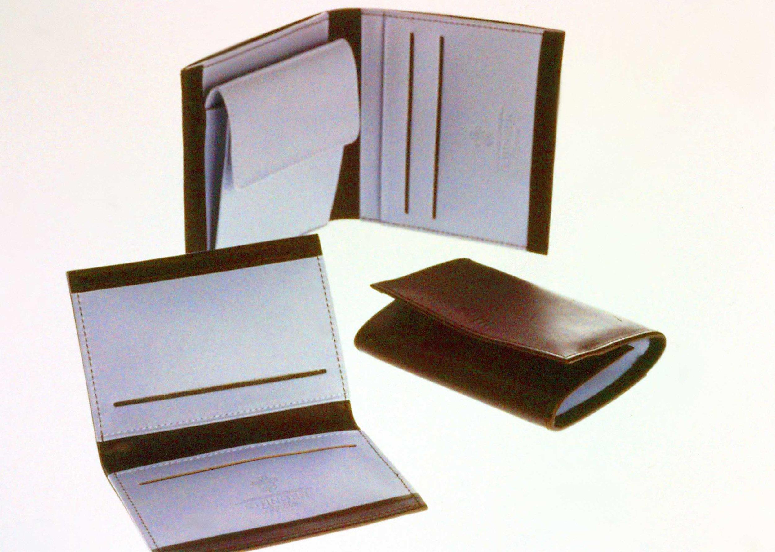 Ettinger x Pearson Lloyd wallets