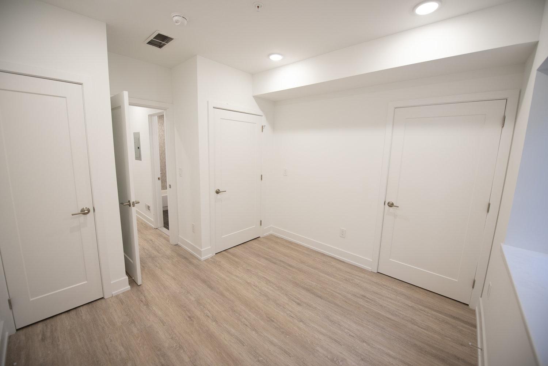 Unit 1 Front Bedroom