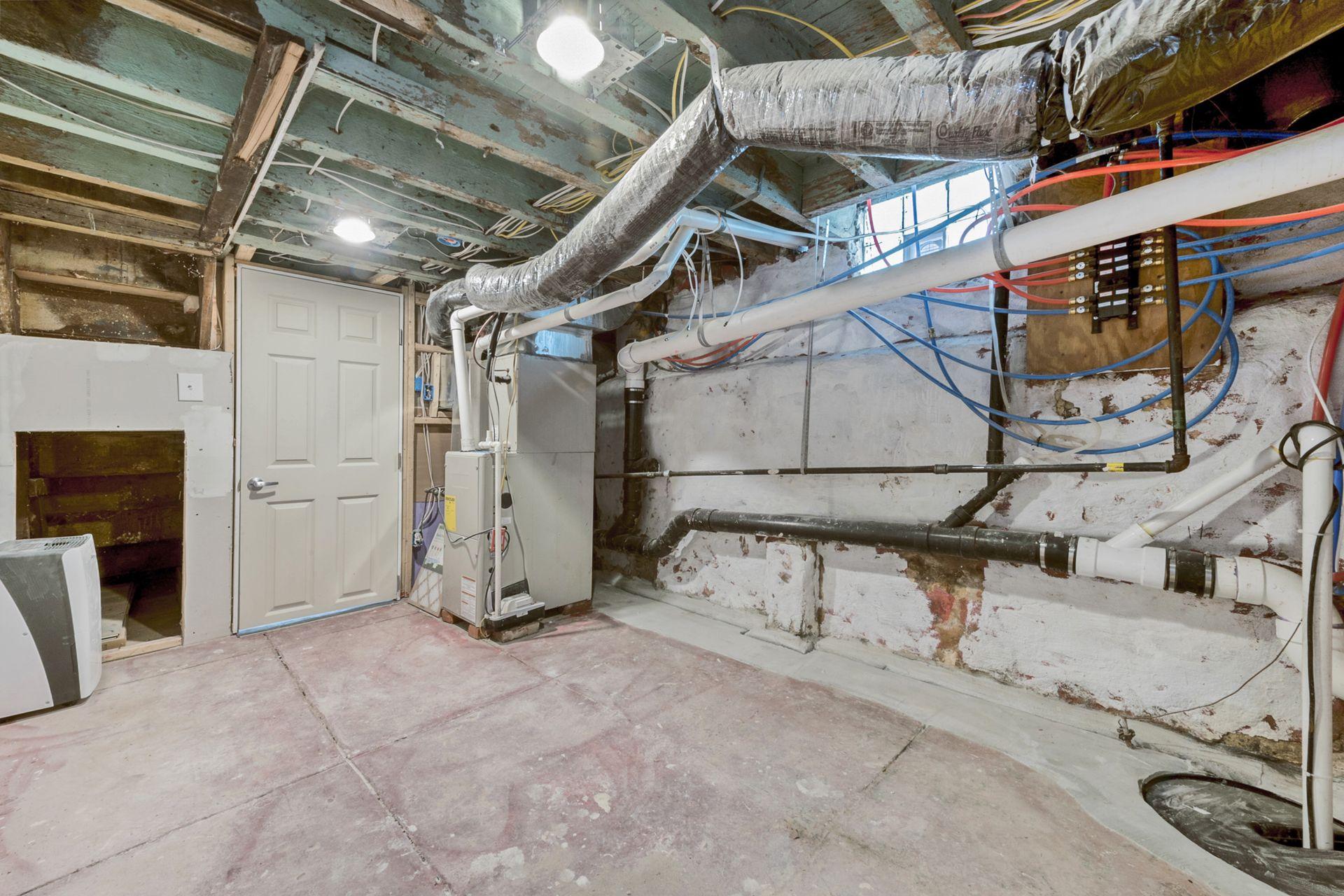 Utility/Storage Area
