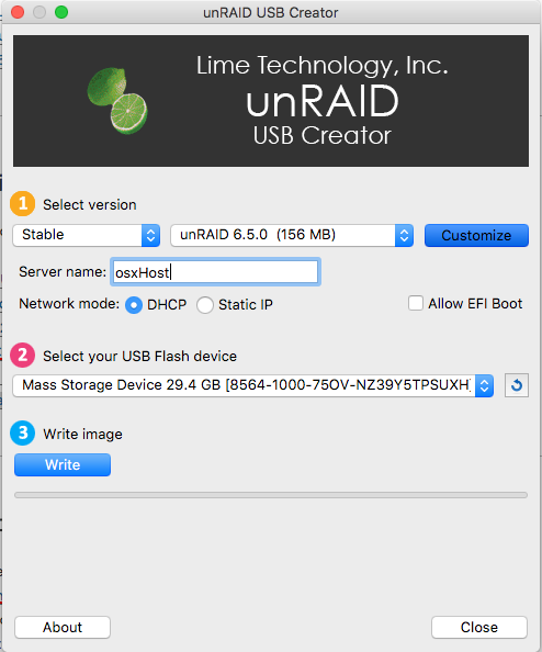 unRAID 6 5 Hackintosh VM High Sierra 10 13 Guide — SPX Labs