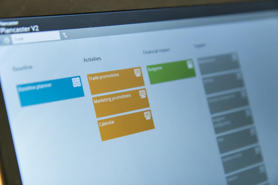 voorbeeld sales & operations planning
