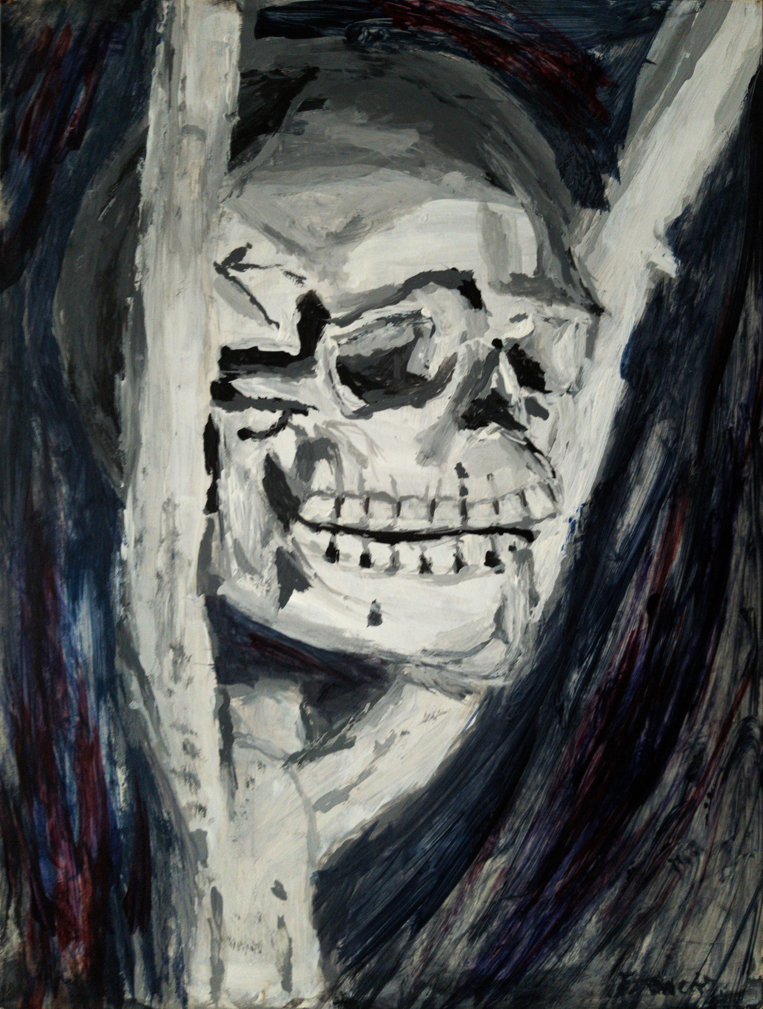 Skull Still-Life