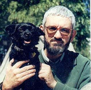 Pepe con Carmencita en 1997 en Suecia