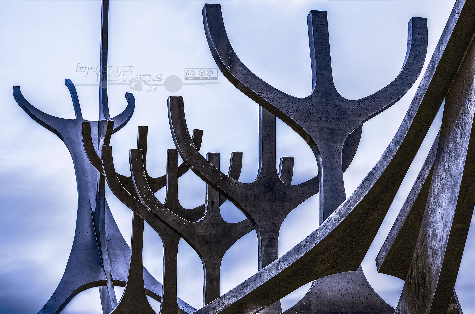 Islandia - punto de lana y caligrafía