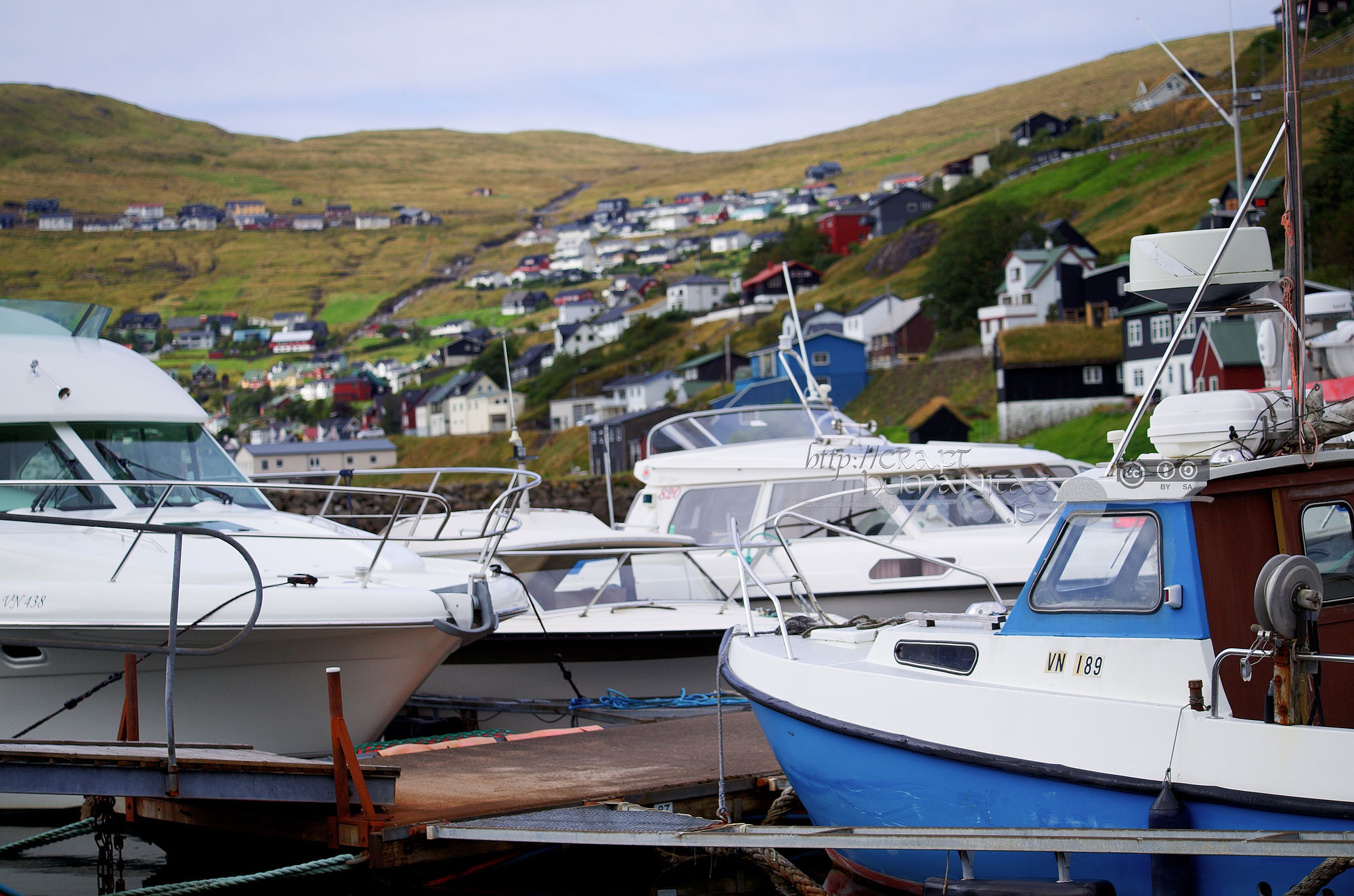 islas feroe - curtido de piel de ballena y tejido de bastidor