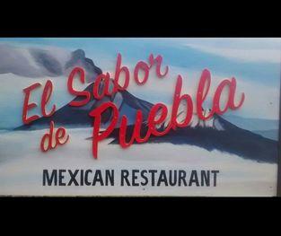 El Sabor de Puebla - Delicious, fresh Mexican food, including tamales, tacos, quesadillas and more.