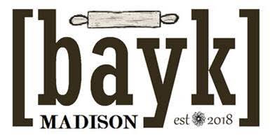 "Bayk Madison - Bayker, entrepreneur, and founder  Susan Kay proudly launched [bayk MADISON], Dane County's newest scratch 'baykery.' Meet us at the 2019 Monroe Street Farmers' Market where we will share our passion for small batch 'bayking' starting with our delicious ""BABKA by [bayk]."""