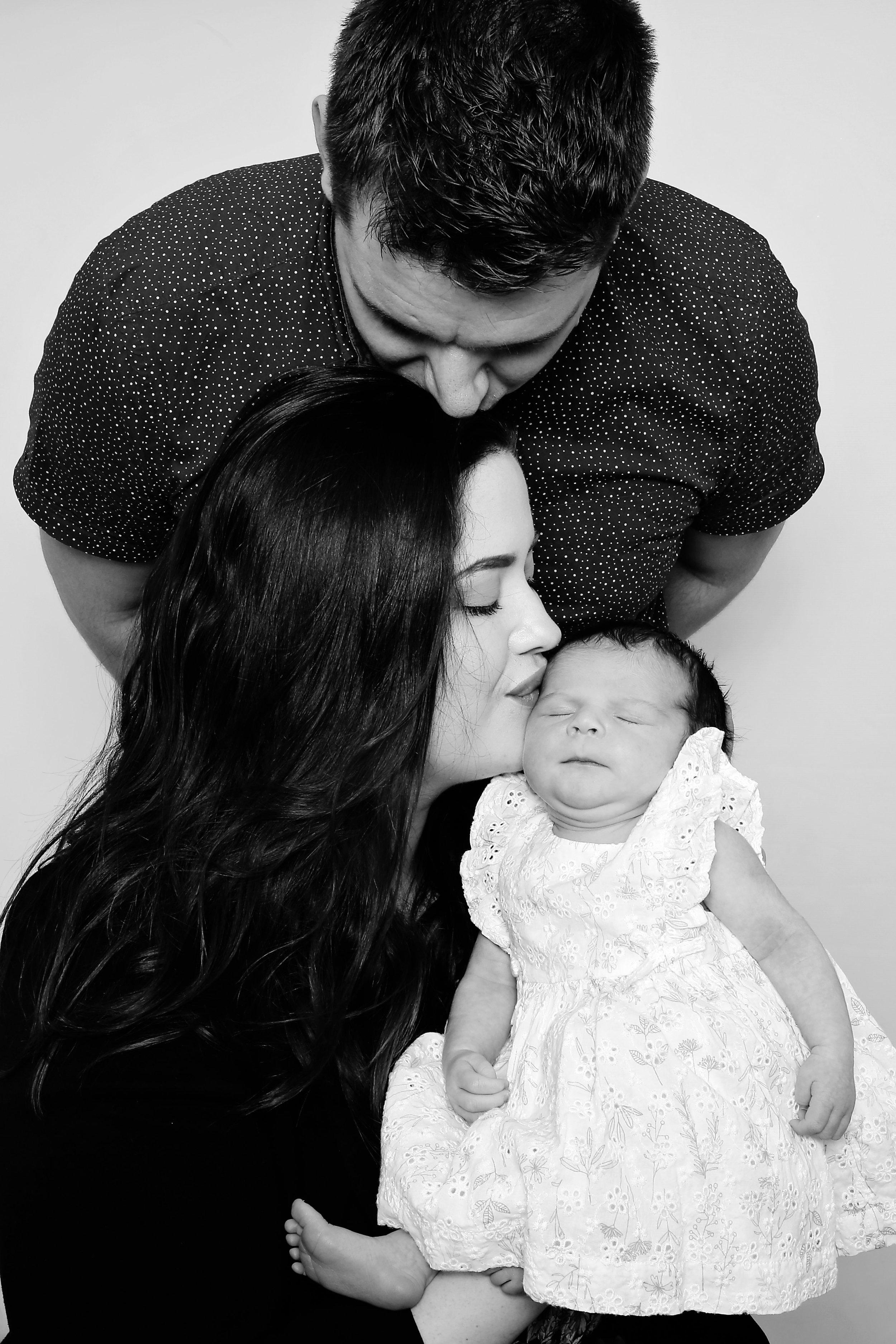 Beautiful newborn photography in Berkshire