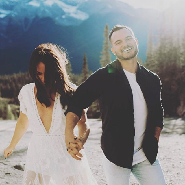 Only 7 more days until our girl @erikastadighair says I DO 💕 @instasam_4 You are one lucky guy! #weddingseason2019 #wedding #ariandblair #ariandblairsalon #loveisintheair