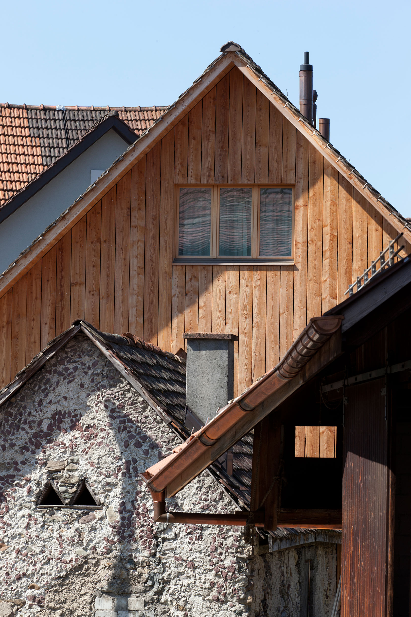 Neubau   Weiningen, Amjgs Architektur