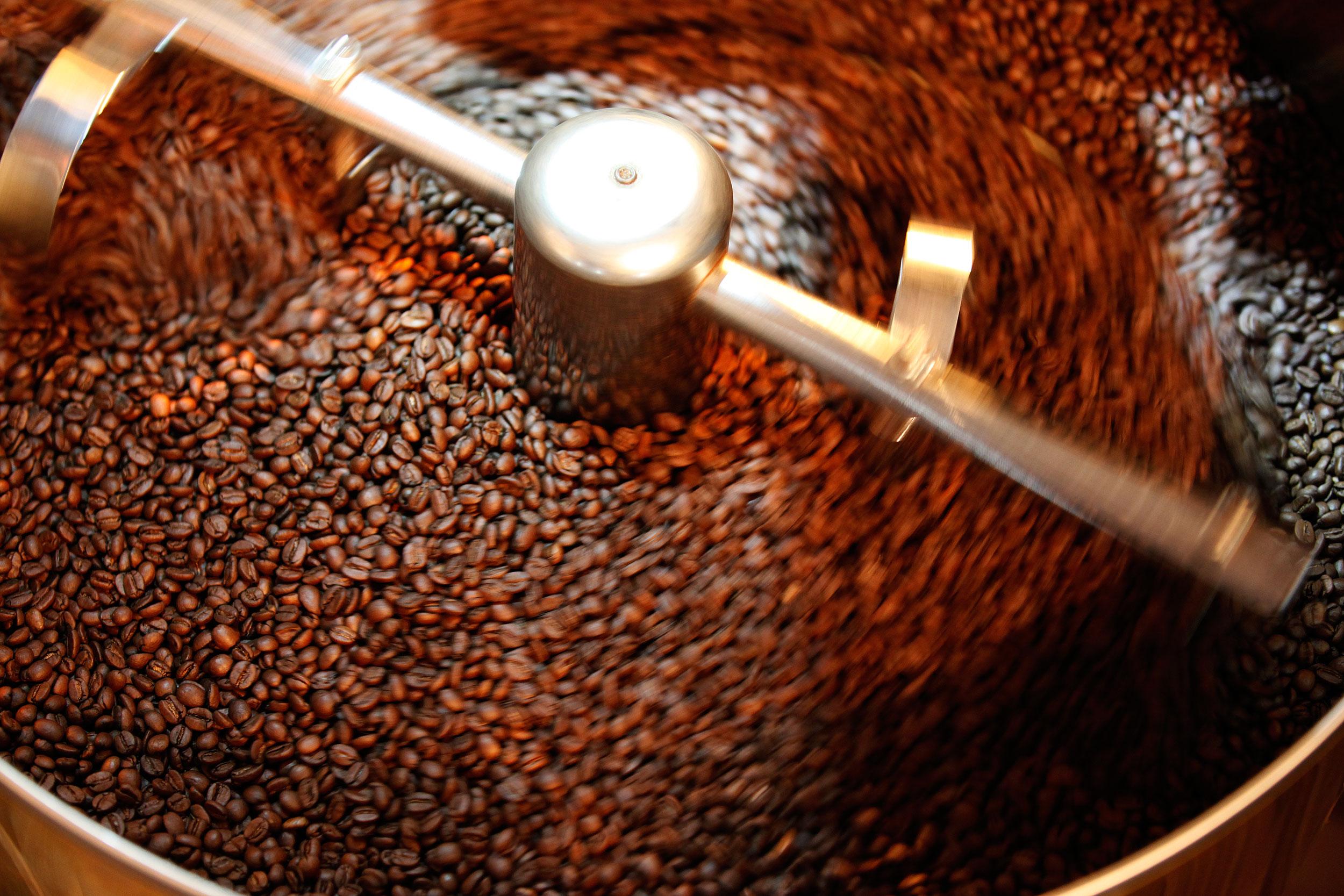 Kaffeeherstellung   Eglisau