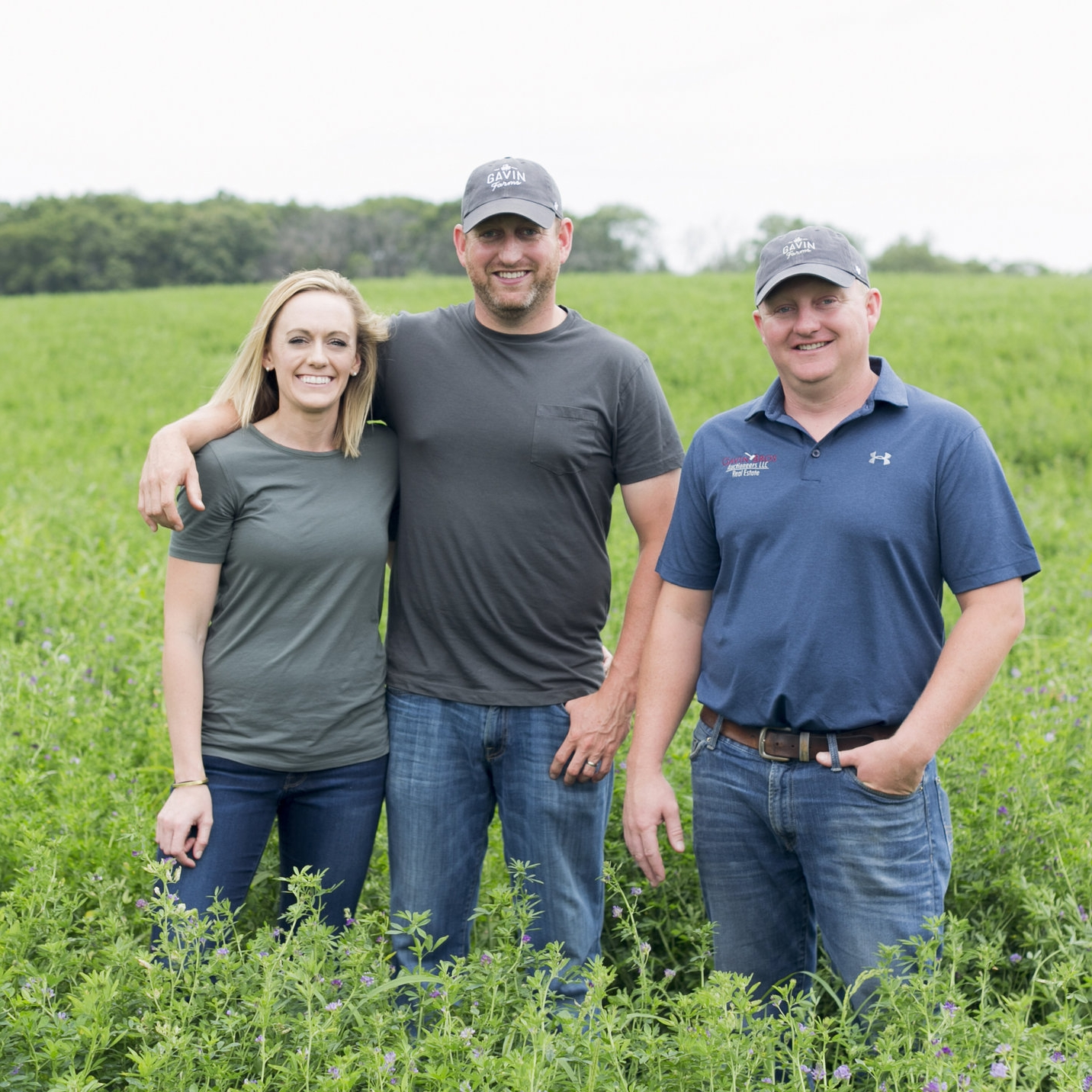 ABOUT GAVIN FARMS - Want to know more about the farmers? Click below to learn about who we are and what Gavin Farms is all about.