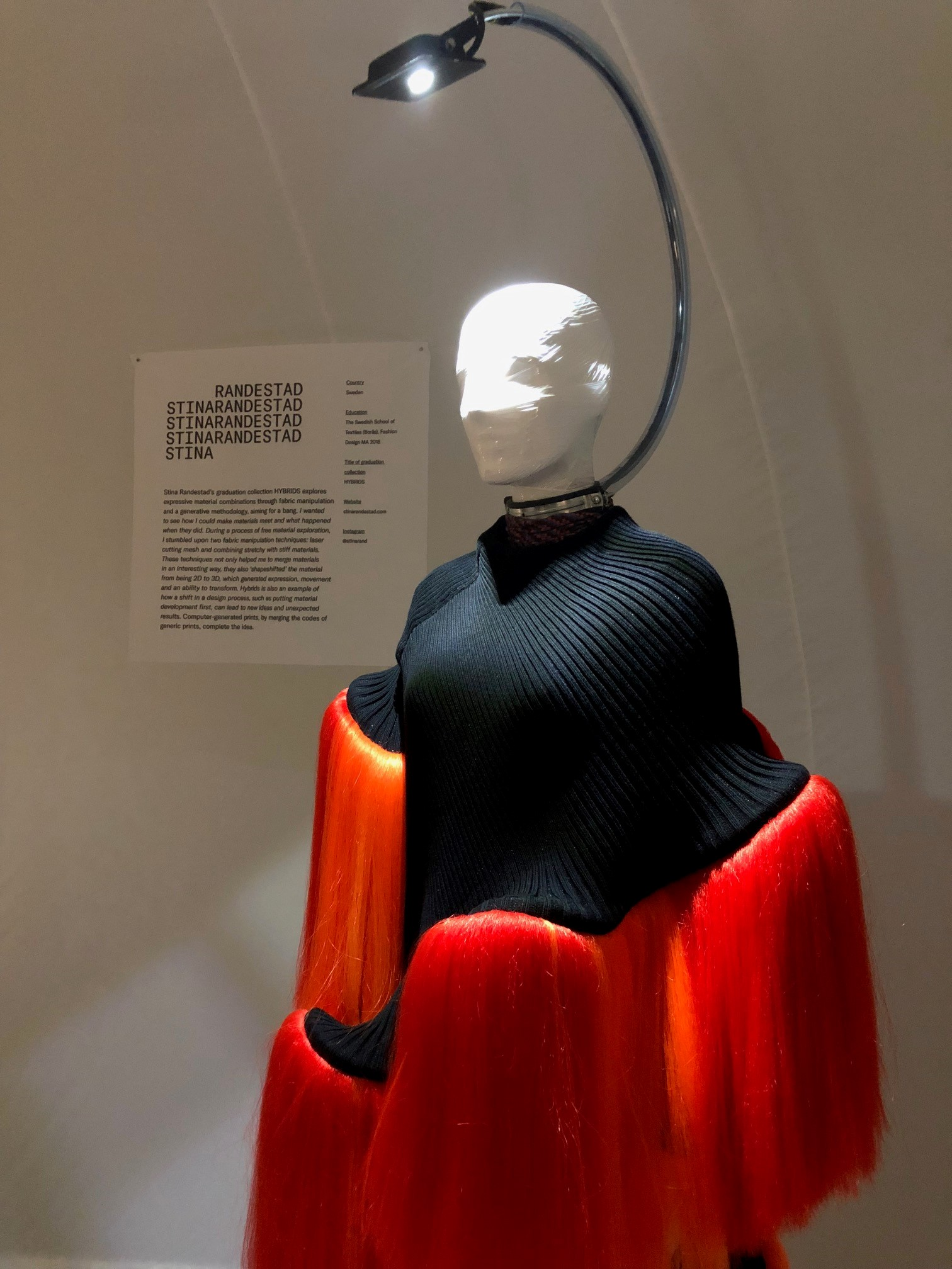 Fashion-forward at Dutch Design Week