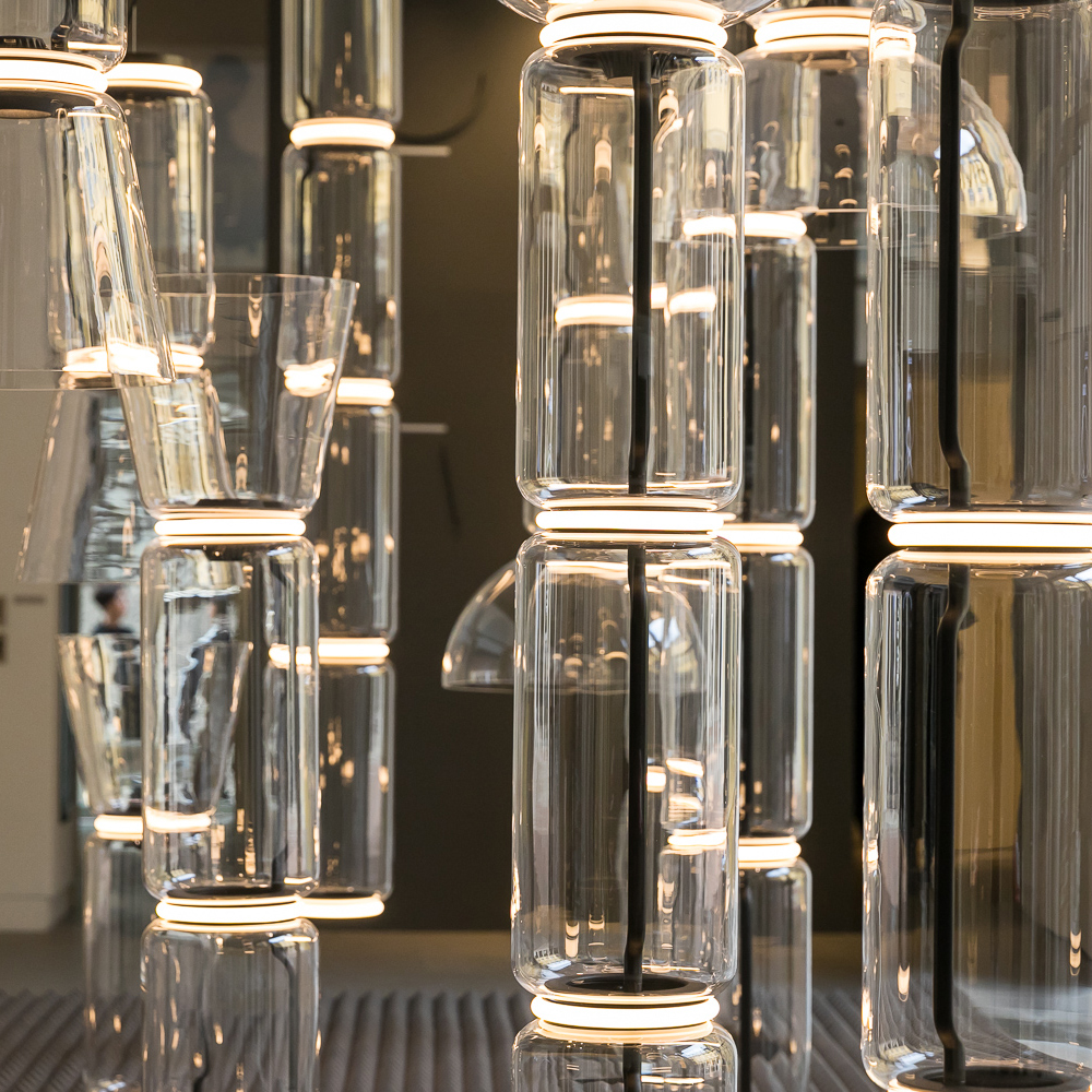 Noctambule at FLOS lights up Soho this NYCxDesign.