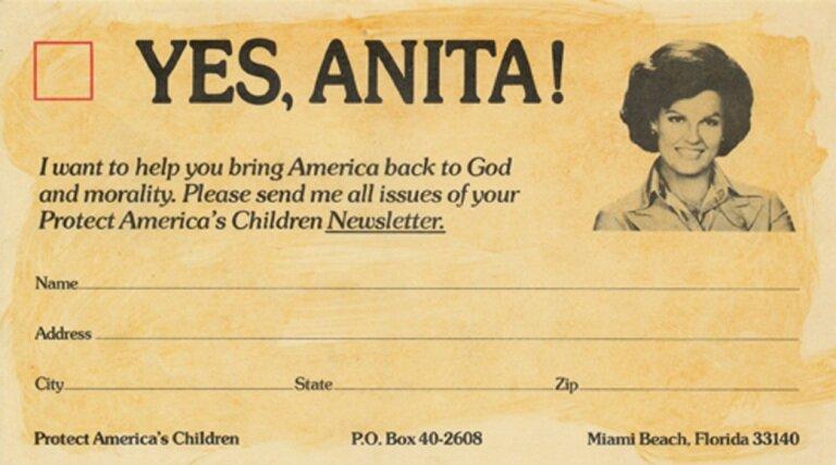 Episode 46: Anita Bryant Sucks Oranges -