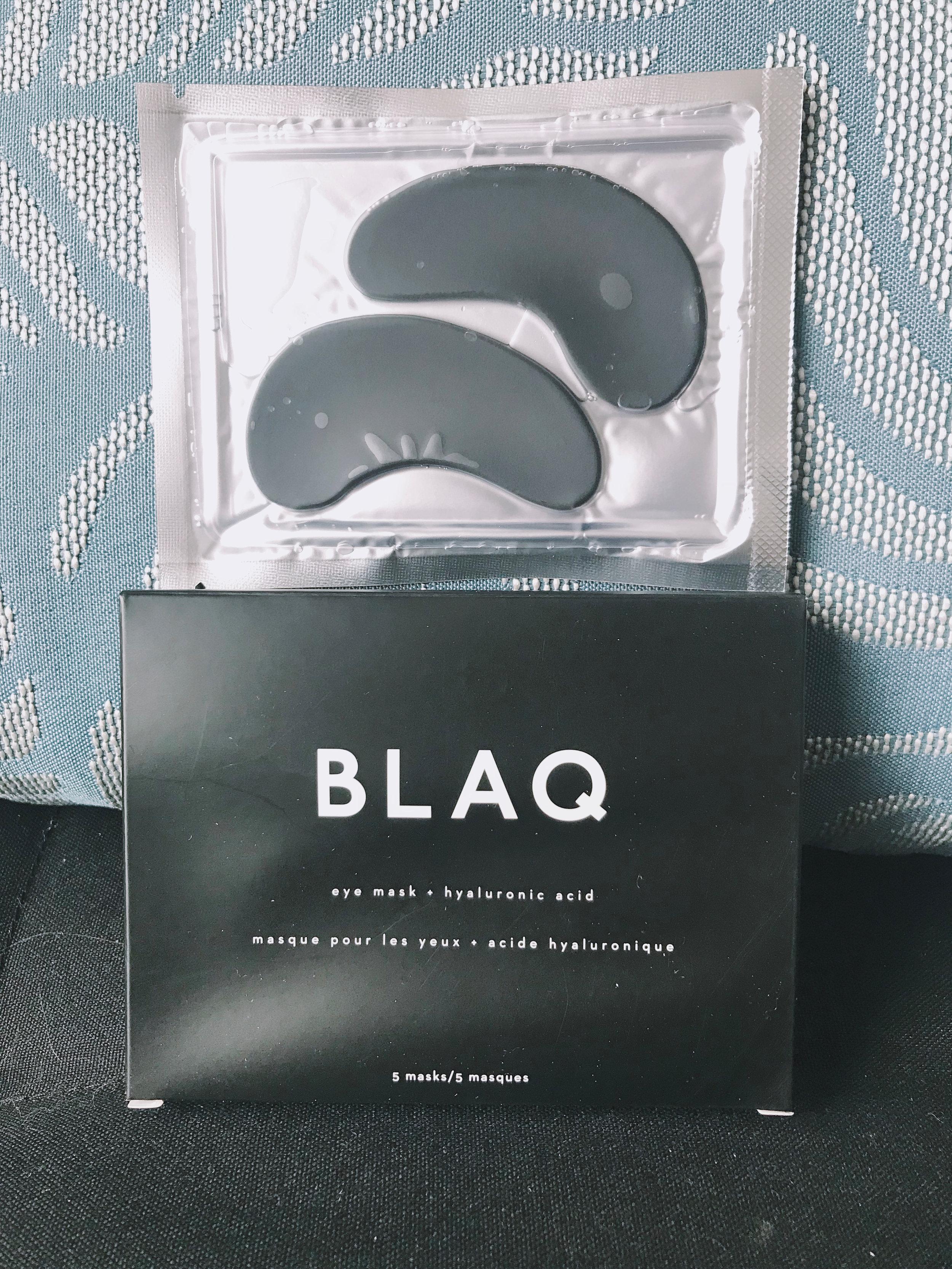 BLAQ Hydrogel Eyes Mask