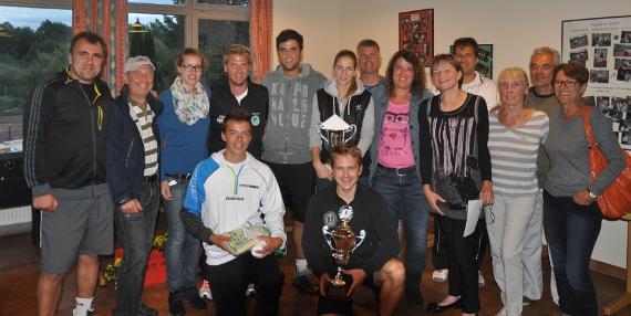 Stadtmeisterschaften Sieger 2013