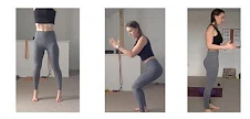Circuit Training - Follow the link to my YouTube channel video on circuit training core exercises.