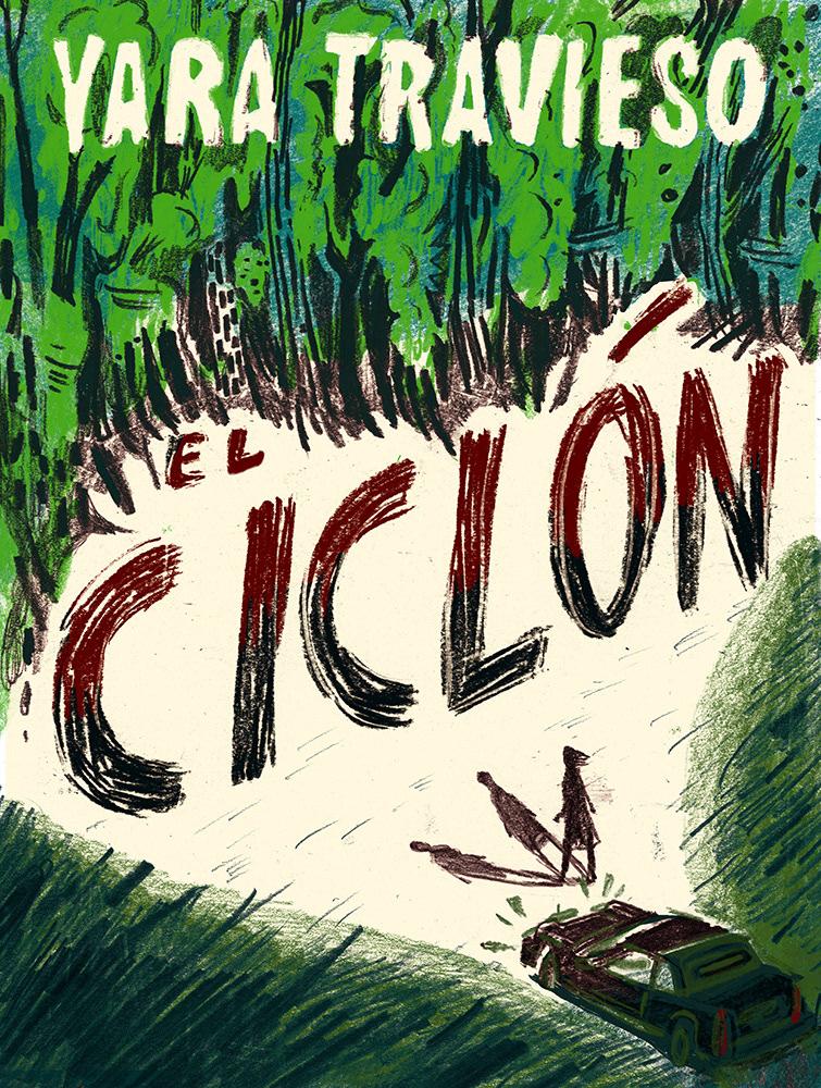 El Ciclón poster by Ryan Hartley Smith