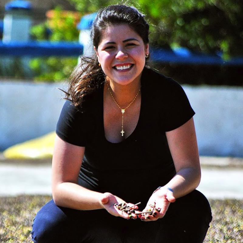 Maria Eduarda Pavani - Assistant AST - Barista Intermediate