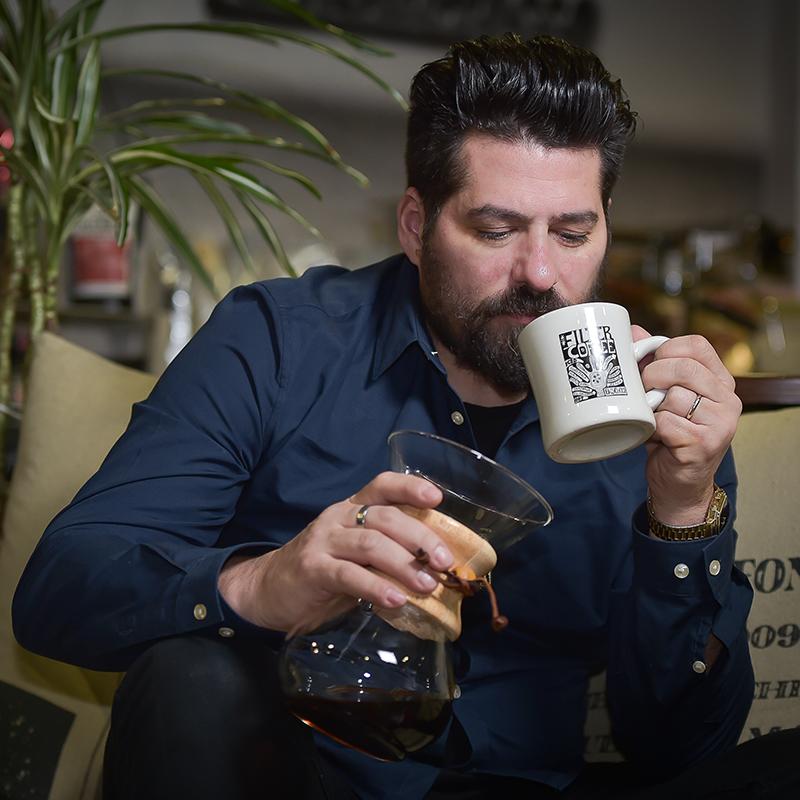Davide Cobelli - Director at Coffee Academy