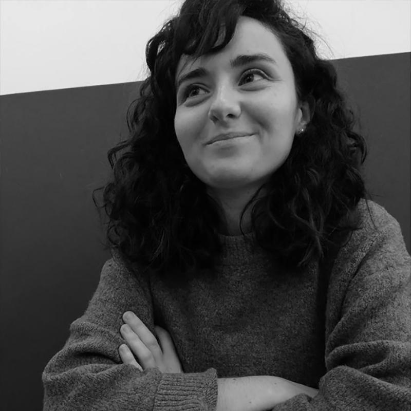 Manon Larrieu - Assistant AST - Barista Intermediate