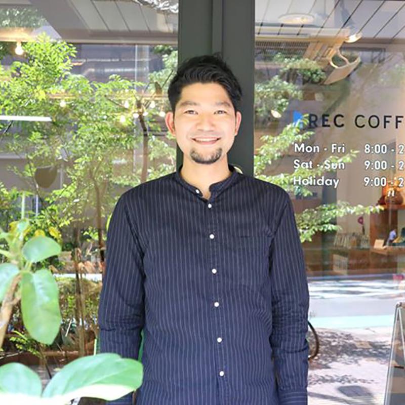 Yoshikaze Iwase - Assistant AST - Barista Intermediate