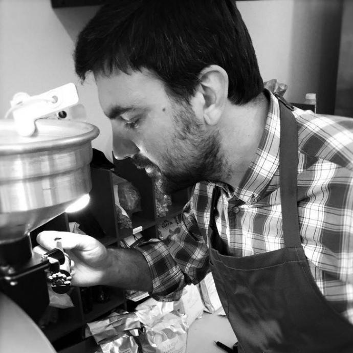 Giorgos Alaniadis - Assistant AST - Sensory Professional