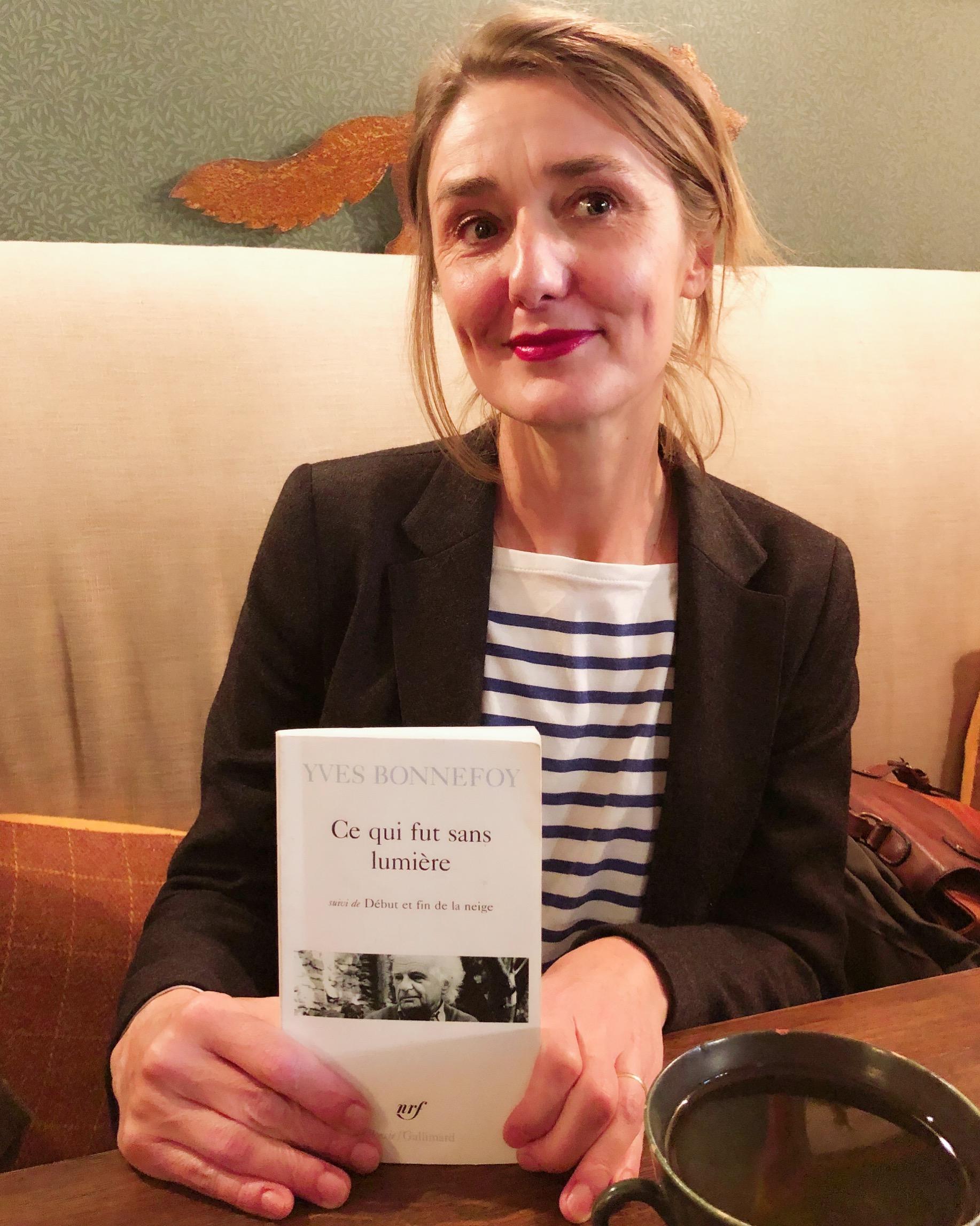 Collection Poésie chez Gallimard